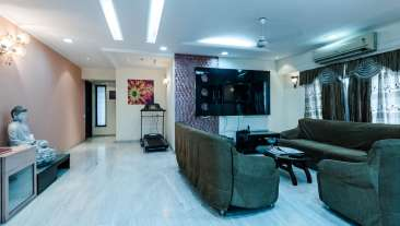 Dragonfly Apartments, Andheri, Mumbai Mumbai Living Area Dragonfly Service Apartments Andheri Mumbai 2