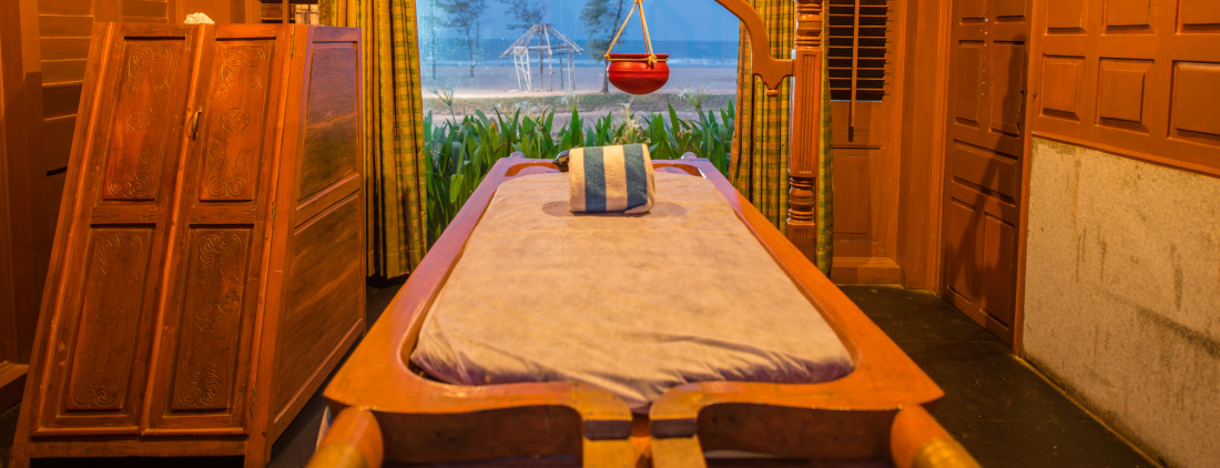 Spa at Chariot Beach Resort in Mahabalipuram 1