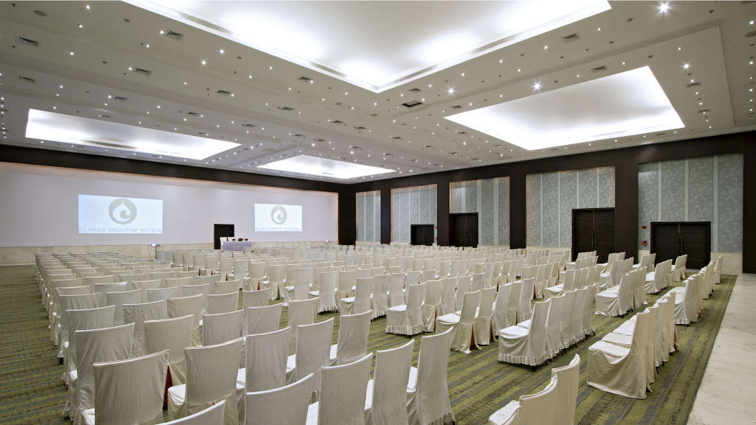 Meetings and Events at Clarks Amer- 5 Star Hotel in Jaipur, banquet halls in jaipur