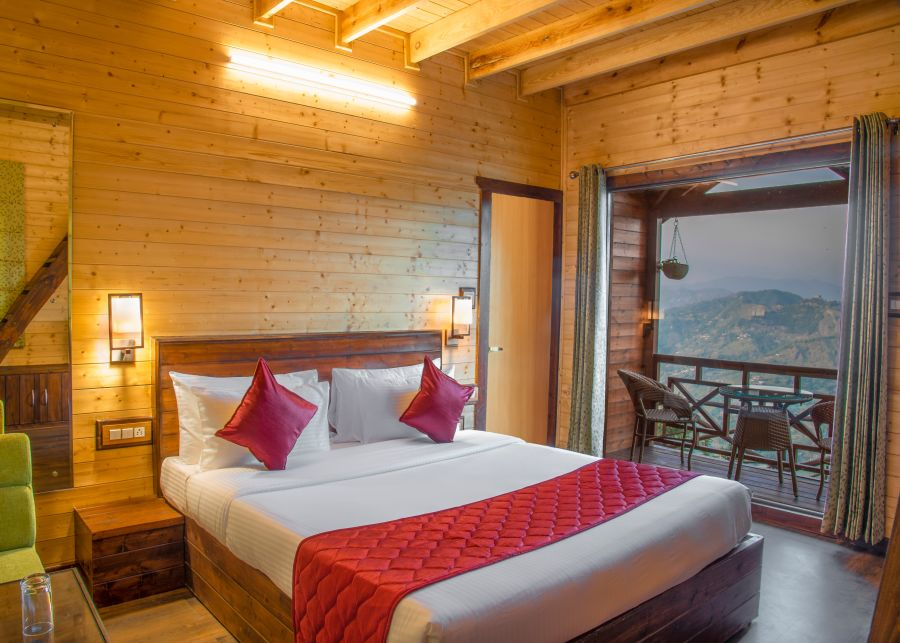 alt-text Rooms at Woodays Resort_Holiday Resorts in Kufri_Resorts in Shimla 2