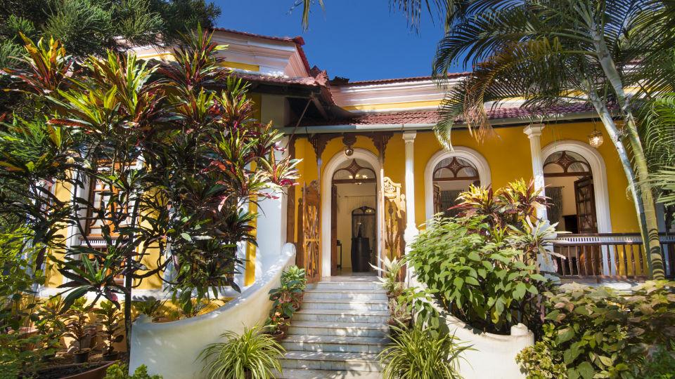 Villa at Bara Bungalow South Goa 4, Villas in South Goa near beach