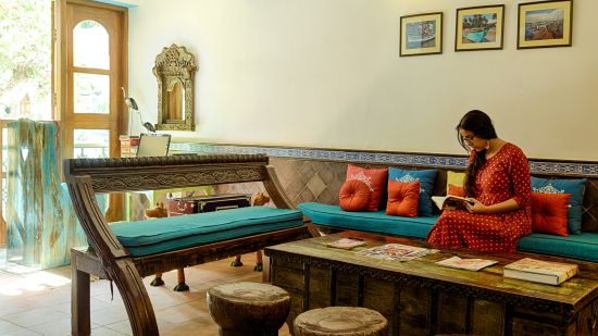 Shanti Morada Boutique Hotels in Goa 17