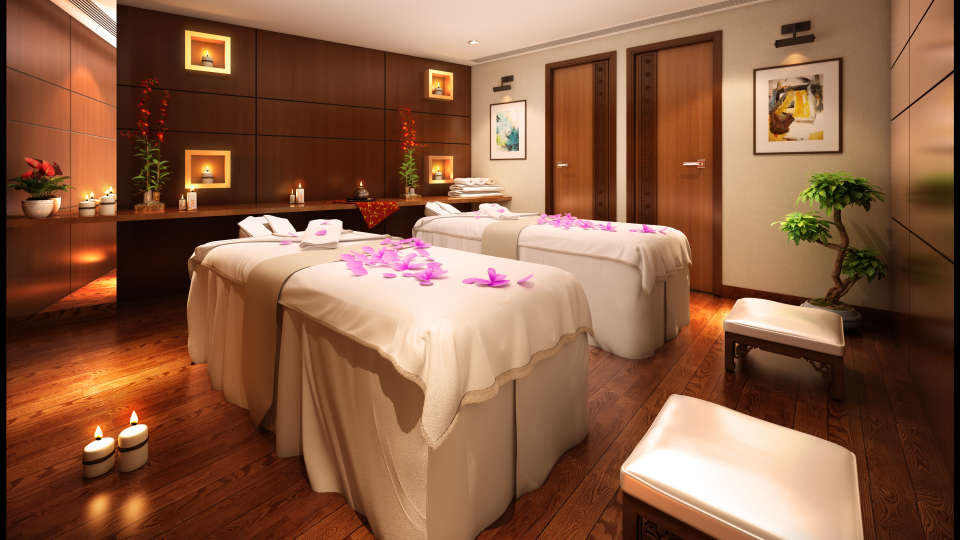 Spa Sobit Sarovar Portico Goa