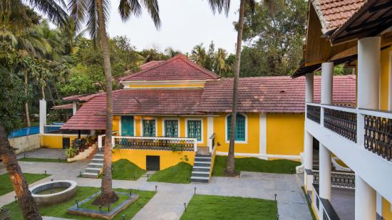 Villa at Bara Bungalow South Goa 3, Villas in South Goa near beach