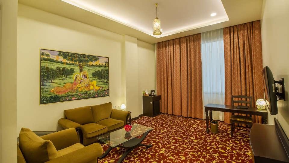 Hotel Kapish Smart, Jaipur Jaipur Executive Suite Hotel Kapish Smart Jaipur 5