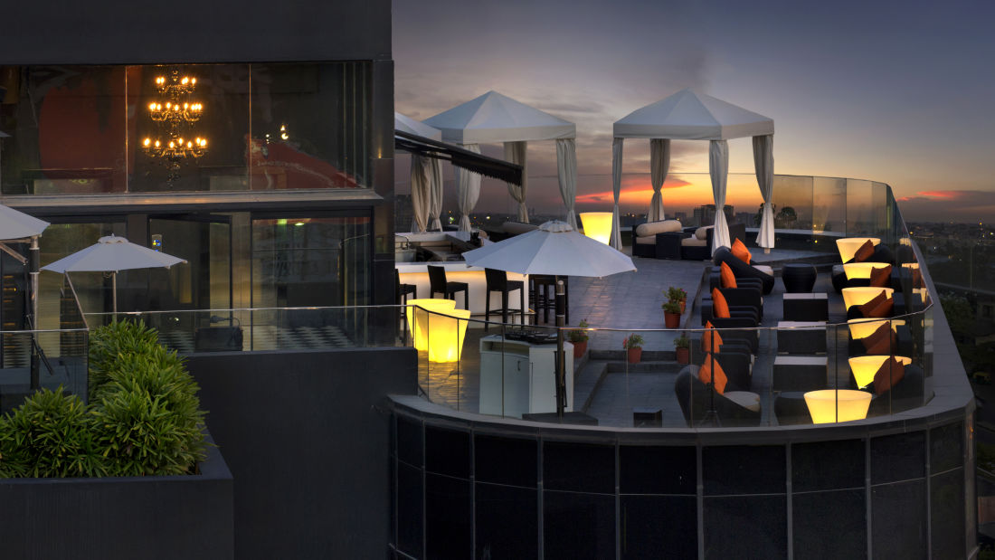 ALT Rooftop Bar & Lounge , Waverly Hotel & Residences, Hotels near VR Mall 12345 976