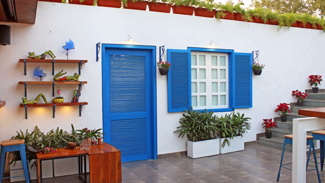 Jaipour Cafe Hotel Devraj Niwas Jaipur 10