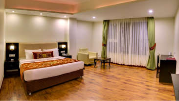 Deluxe Room Summit Denzong Hotel Spa Gangtok 2