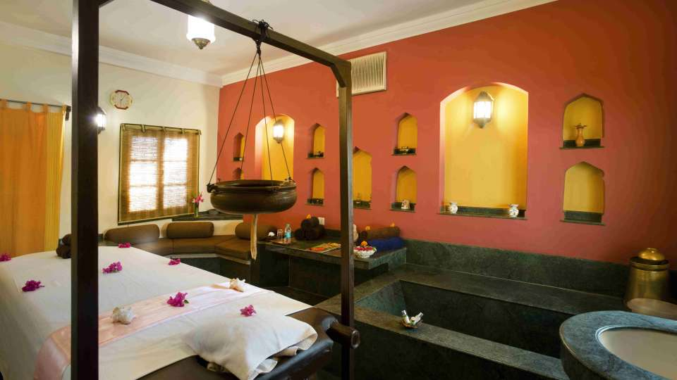 The Haveli Hari Ganga  Haridwar Spa at The Haveli Hari Ganga Hotel Haridwar