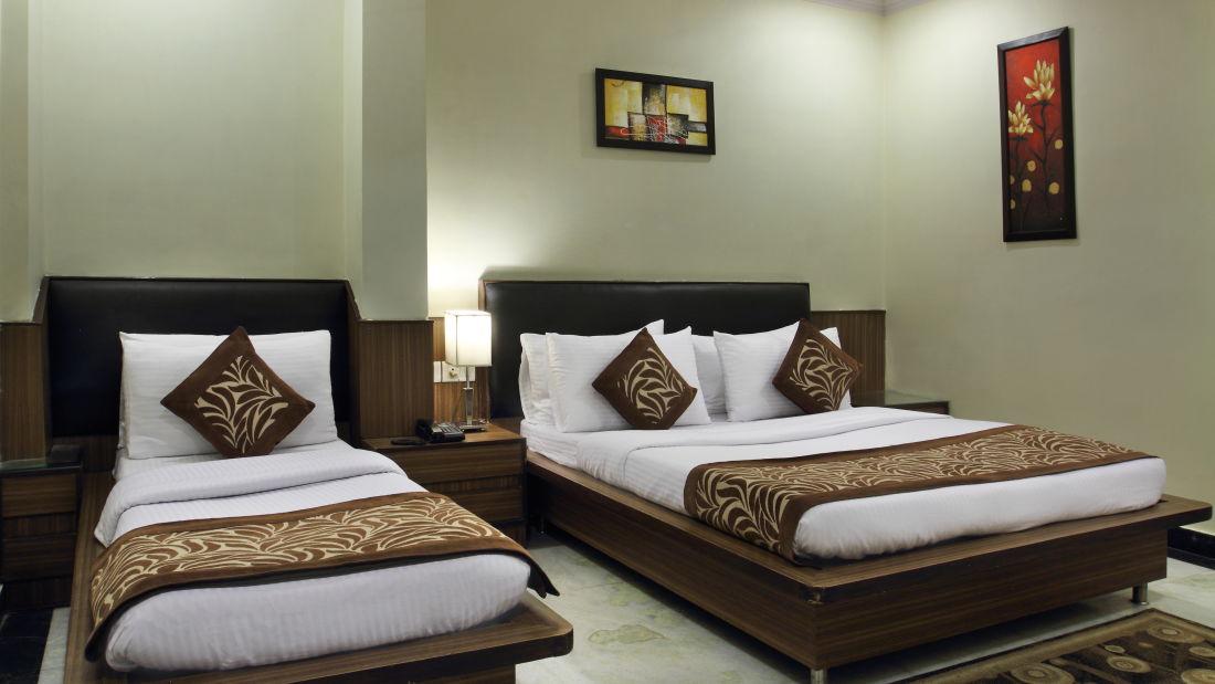 Hotel Hari Piorko - Paharganj, New Delhi New Delhi Triple Room Hari Piorko Paharganj New Delhi