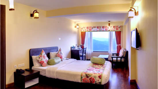 Executive Room Summit Namnang Courtyard Spa Gangtok