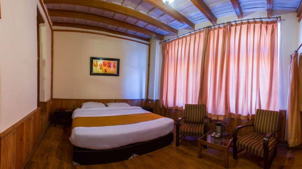 Hotel Himalaya, Nainital Nainital Heritage Family Room Hotel Himalaya Nainital 2