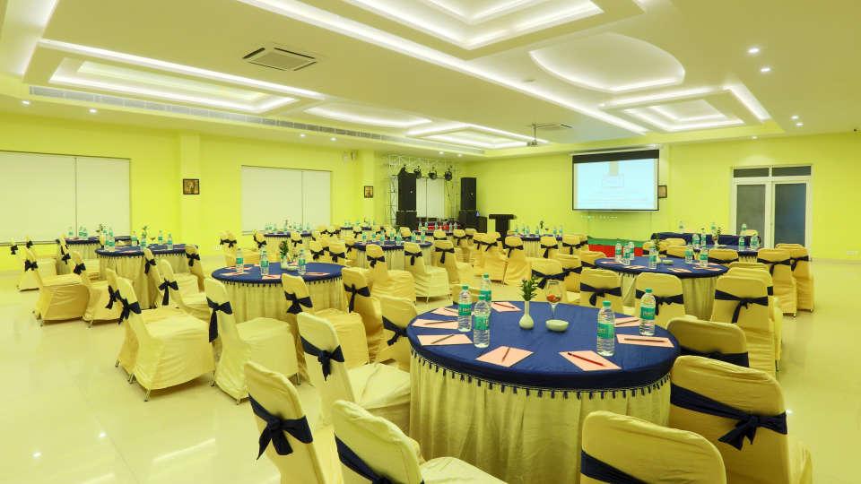 Banquet Hall Resort de Coracao Corbett 2