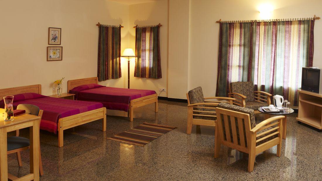 Saiacs CEO center  Hotel SAIACS CEO Centre Bangalore Executive- large Room