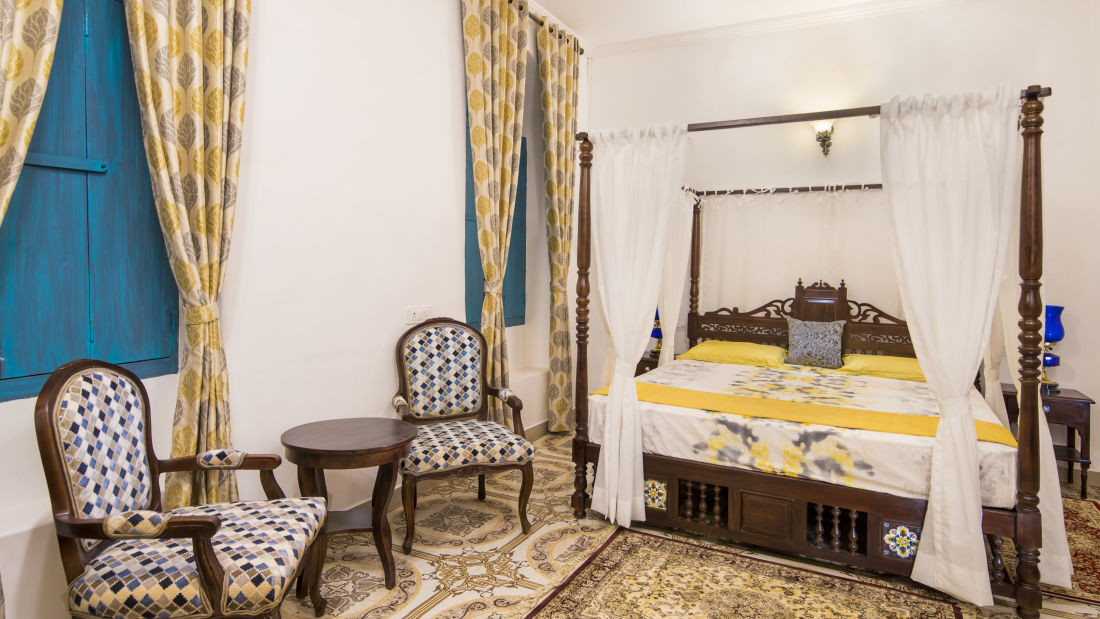 Suite Room | Bara Bungalow, South Goa 11