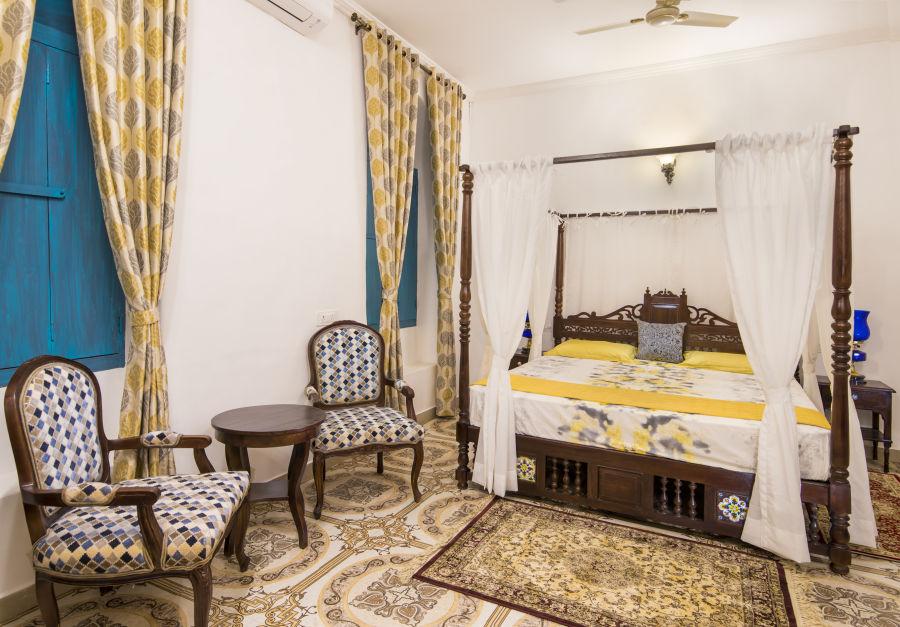 alt-text Suite Room | Bara Bungalow, South Goa 11