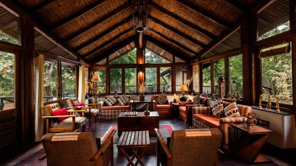 Exterior-Reni Pani Jungle Lodge-Hotel in Hoshangabad 7