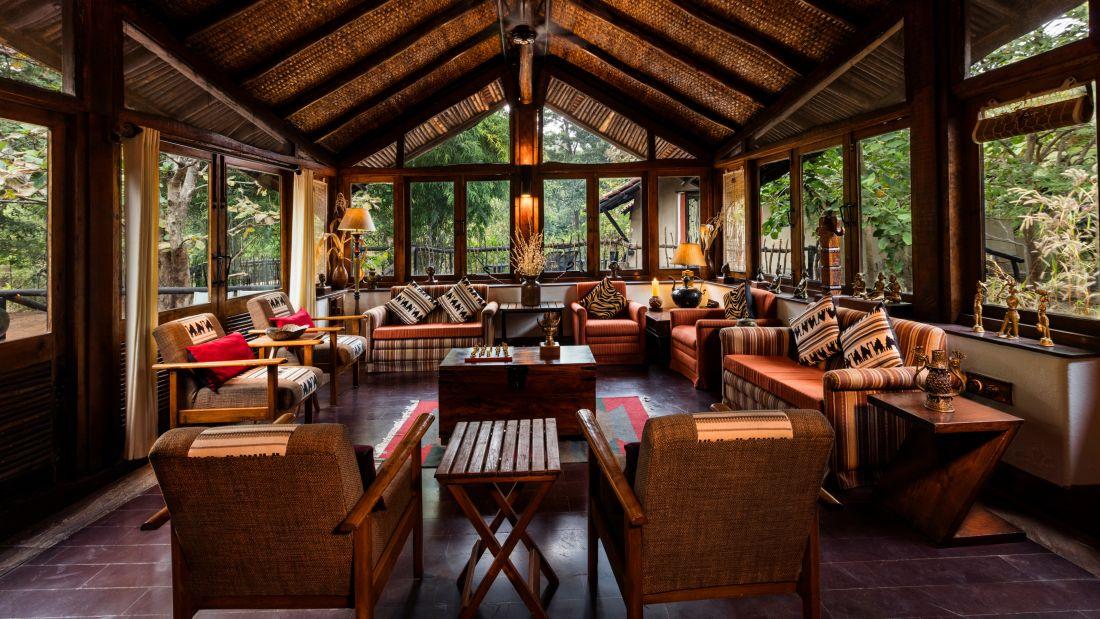 Exterior-Reni Pani Jungle Lodge-Hotel in Satpura 7-resort in satpura national park