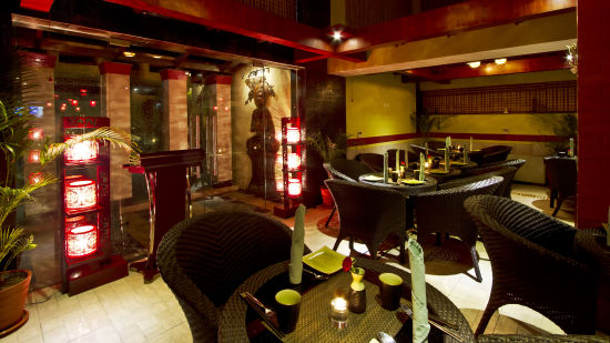 Restaurant In Patna, Gandhali At Hotel Gargee Grand, Dining In Patna 2