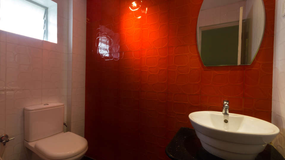 Bath Room - Suite at Hotel Sandhya Residency Bangalore