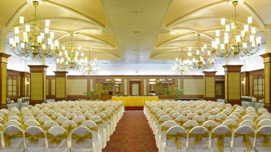 Plaza Hall 1