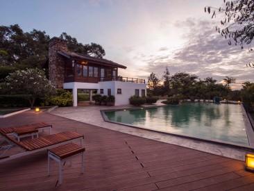 Swimming Pool at The Serai Bandipur, Luxury Resorts in Bandipur, Resorts in Bandipur