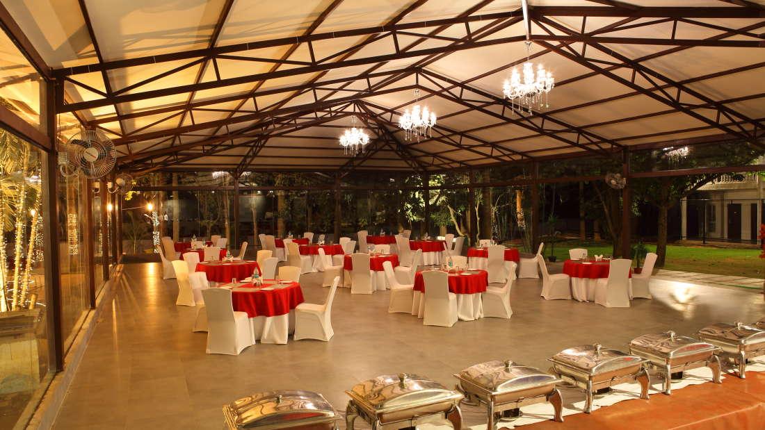Royalton Leisure Resort Spa Bangalore23 dining Restaurant