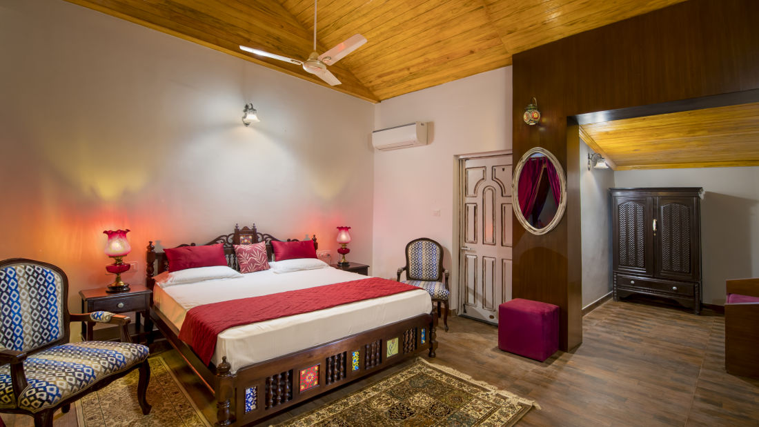 Suite Room | Bara Bungalow, South Goa 44