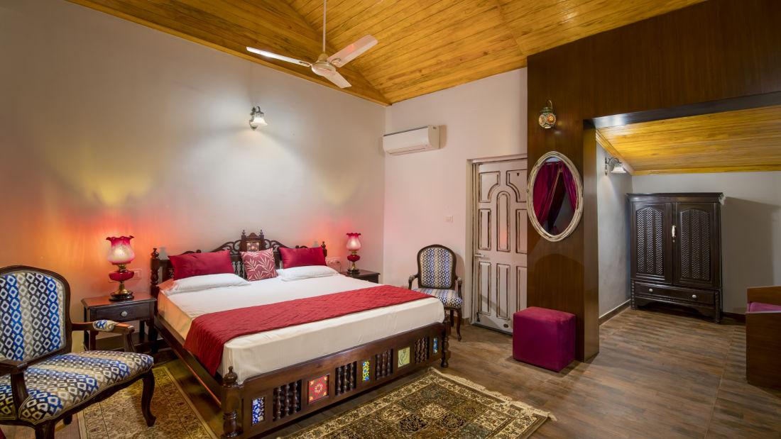 Villa at Bara Bungalow South Goa 2, Villas in South Goa near beach