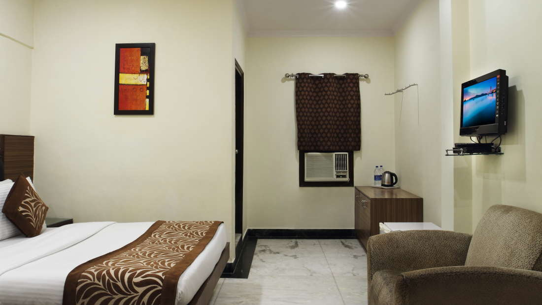 Hotel Hari Piorko - Paharganj, New Delhi New Delhi Quad Room Hari Piorko Paharganj New Delhi 1