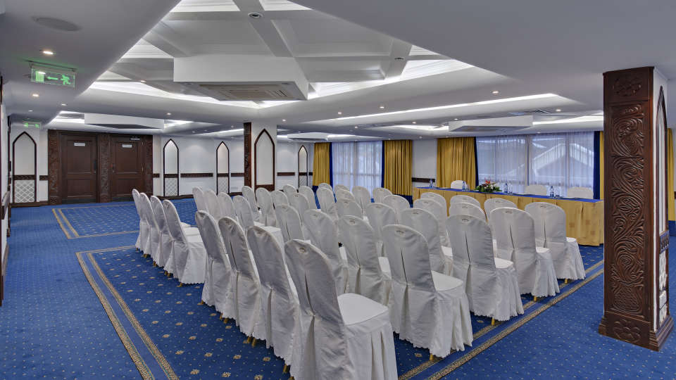 Conference Hall The Heron Portico Hotel in Nairobi 4