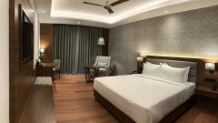 Family rooms in Bhimtal, Hotel rooms in Bhimtal, Rosefinch Sarovar Portico, Bhimtal-5