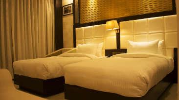 Inde Hotel, Chattarpur, Delhi Delhi Deluxe Twin Rooms Inde Hotel Chattarpur Delhi 42