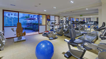Health Club The Heron Portico Hotel in Nairobi 2