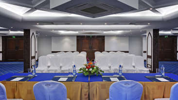 Conference Hall The Heron Portico Hotel in Nairobi 5