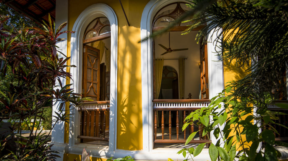Villa at Bara Bungalow South Goa 6, Villas in South Goa near beach