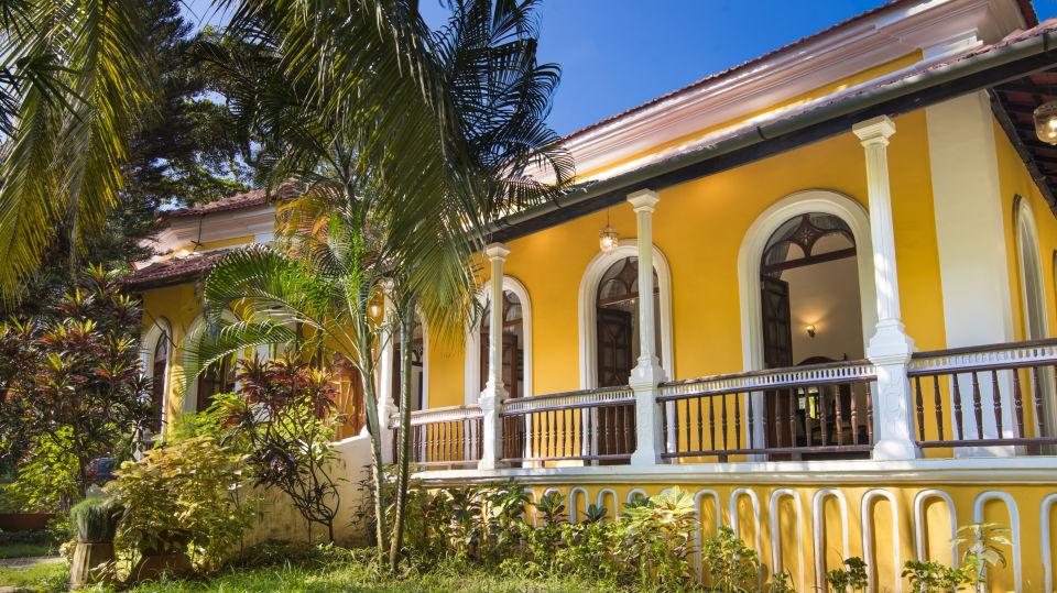 Villa at Bara Bungalow South Goa 1, Villas in South Goa near beach