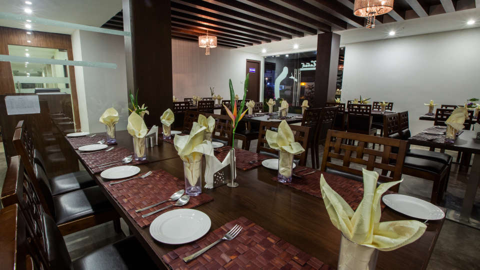 Hotel Grand, Andaman and Nicobar Islands Port Blair Mehek Restaurant Hotel Grand Andaman and Nicobar Islands 1