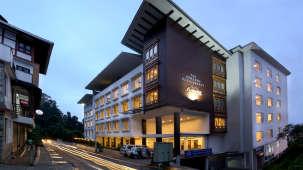 Facade Summit Denzong Hotel Spa Gangtok