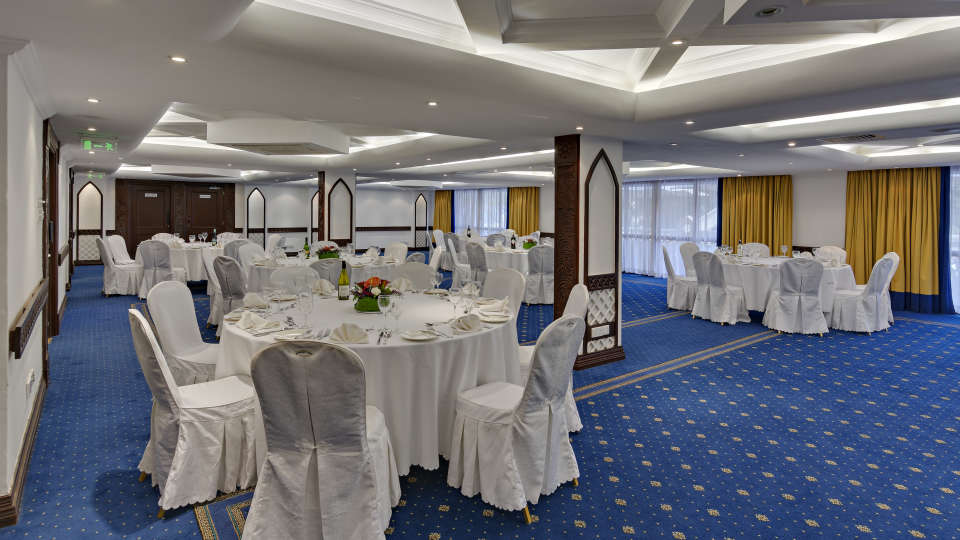 Conference Hall The Heron Portico Hotel in Nairobi 7