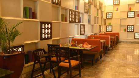 Boulevard Restaurant The Orchid Hotel Pune 2