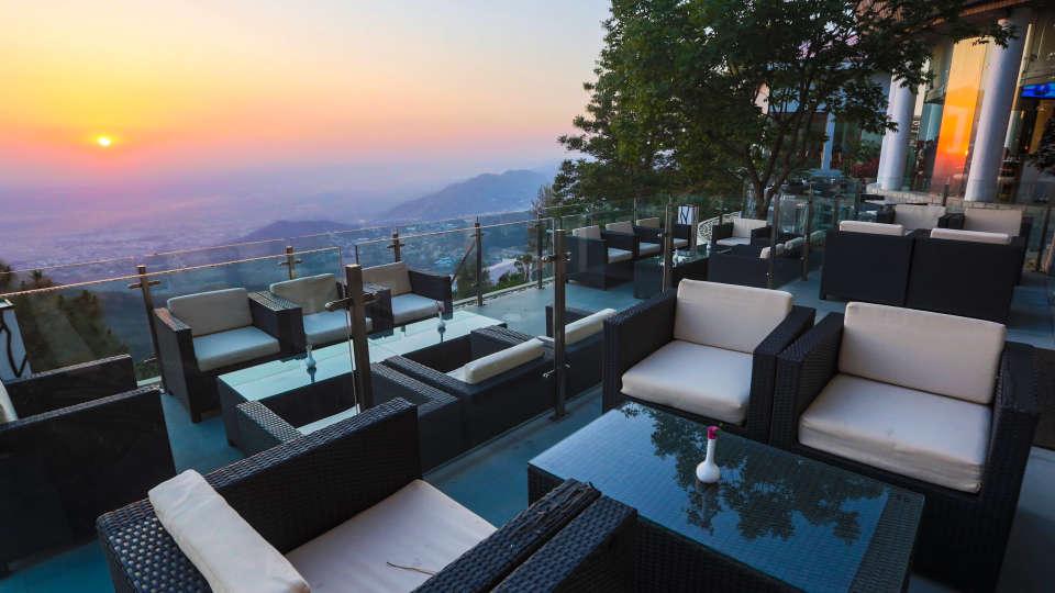 Moksha Restaurant Moksha Himalaya Spa Resort Parwanoo 1