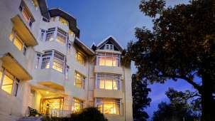 Facade Summit Le Royale Hotel Shimla 3