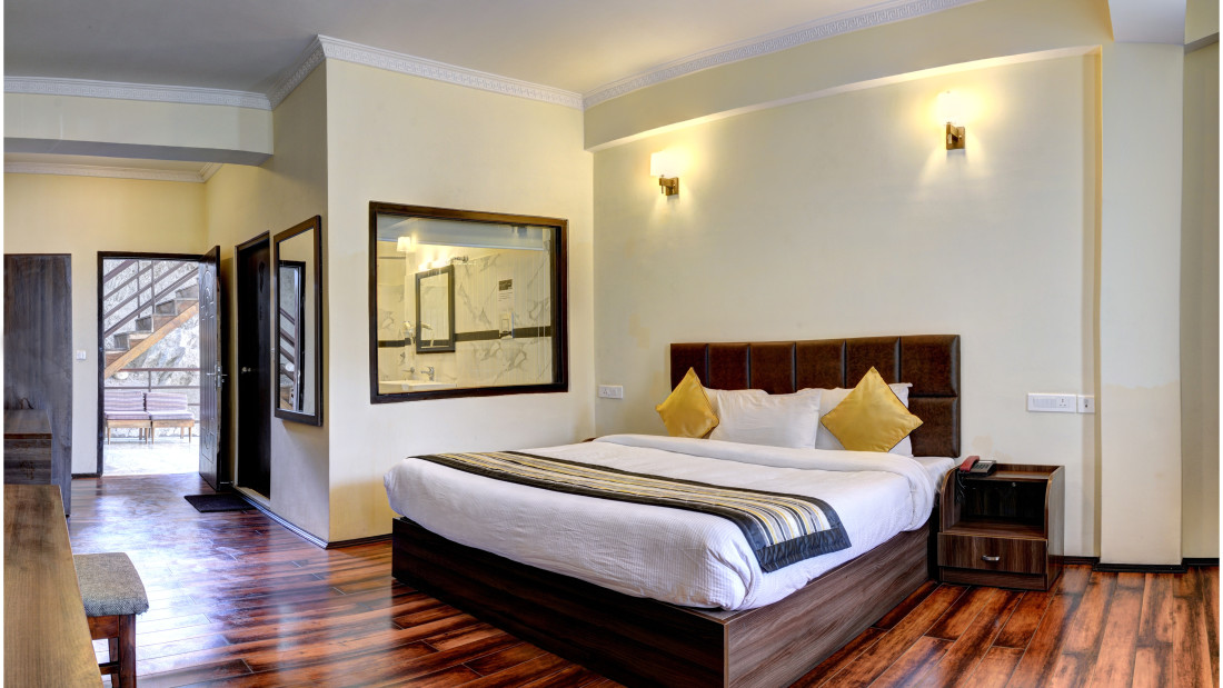 premium rooms Summit Norling Resort and Spa Gangtok