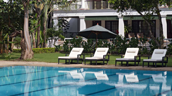 swimming pool-Jehan Numa Palace Bhopal-Bhopal resort