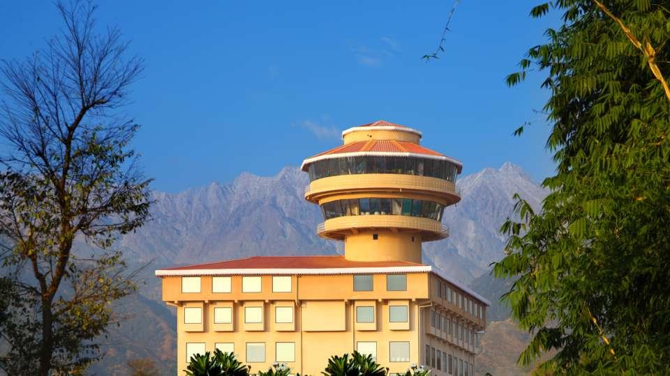 Facade at RS Sarovar Portico, Palampur Resorts 3