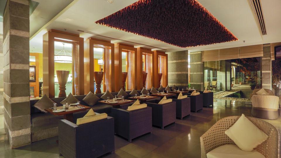 Moksha Restaurant Moksha Himalaya Spa Resort Parwanoo 6