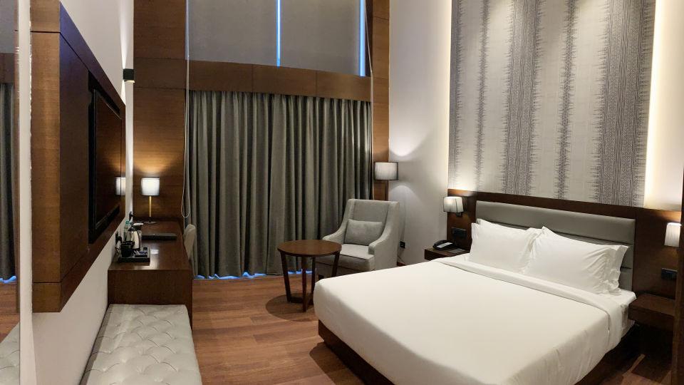 Rooms in Bhimtal-1, Hotel rooms in Bhimtal, Rosefinch Sarovar Portico, Bhimtal-5