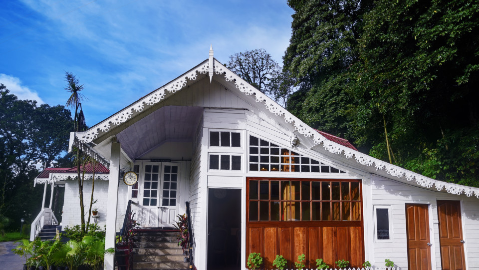 Facade at Summit Swiss Heritage Hotel Darjeeling 17