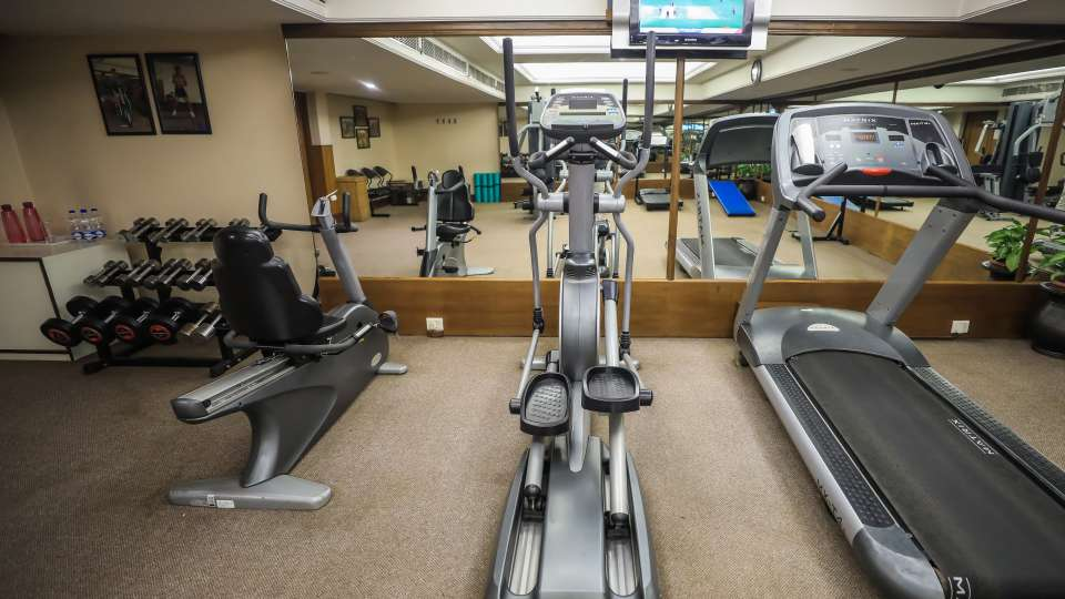 Gym1 The Piccadily Luxury Hotel in Lucknow